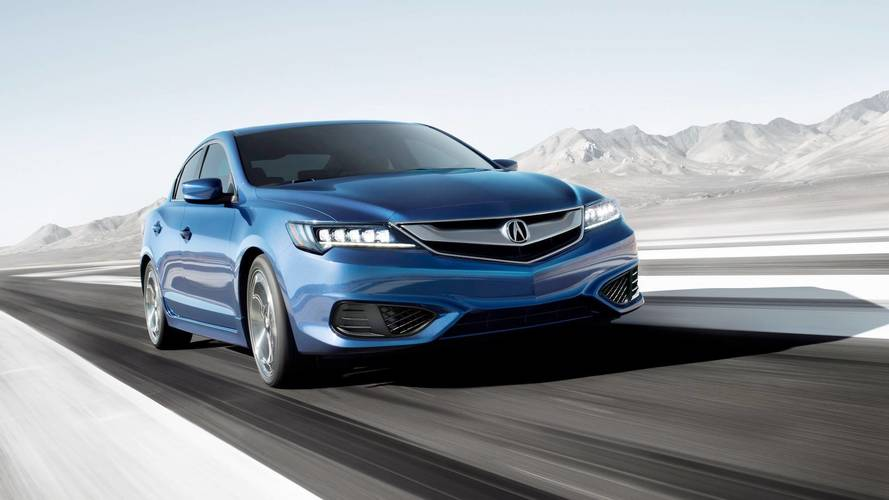 Acura ILX Gains A-Spec Special Edition For 2018