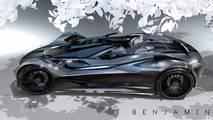 2020 Shelby Cobra konsepti