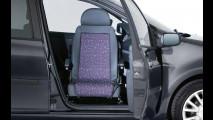 Renault Clio: il sedile girevole