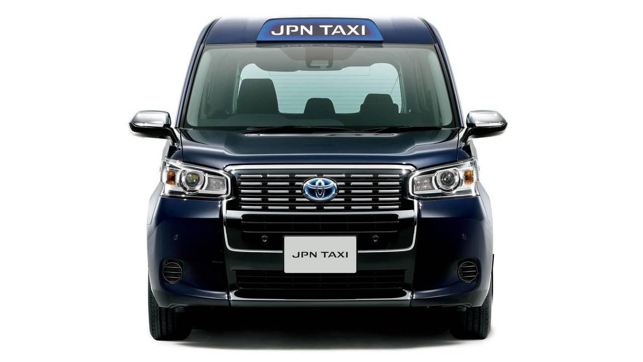 2018 Toyota JPN Taxi