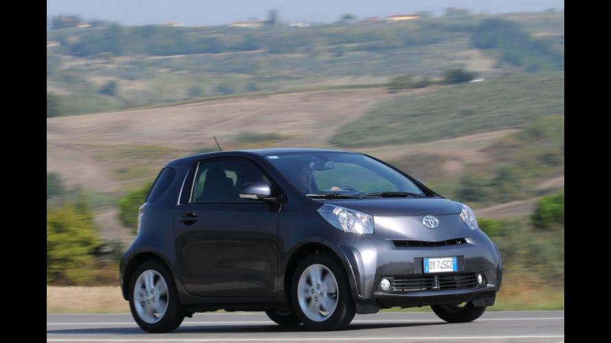Toyota Prius è prima nella EcoTopTen 2010
