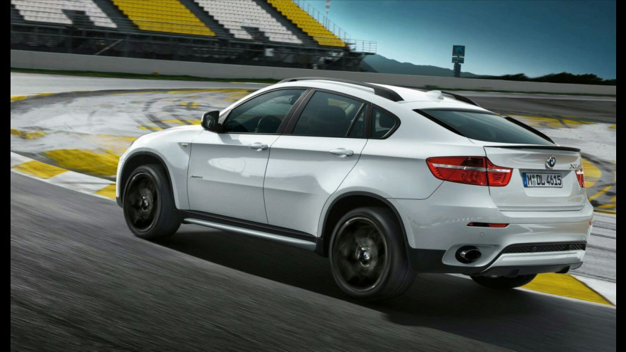BMW X6 con Performance Pack