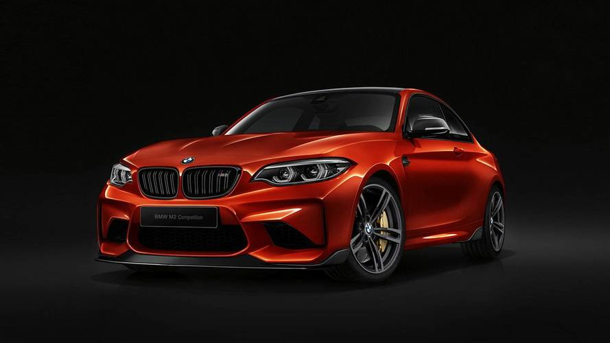 BMW M2 Competition Nisan 2018'de mi geliyor?