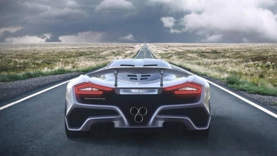 Hennessey Venom F5 - En route pour les 500 km/h !