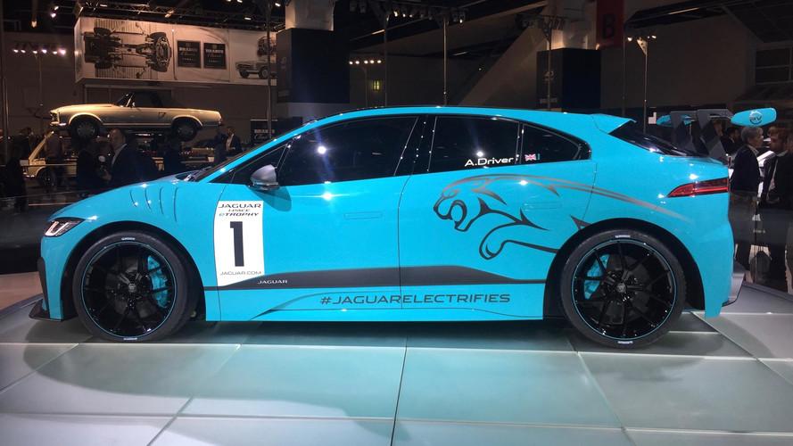Jaguar I-Pace Racer