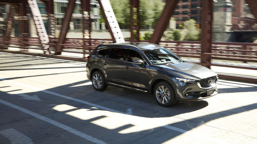 Mazda CX-8 Goes To Oz, On Its Way To Australia