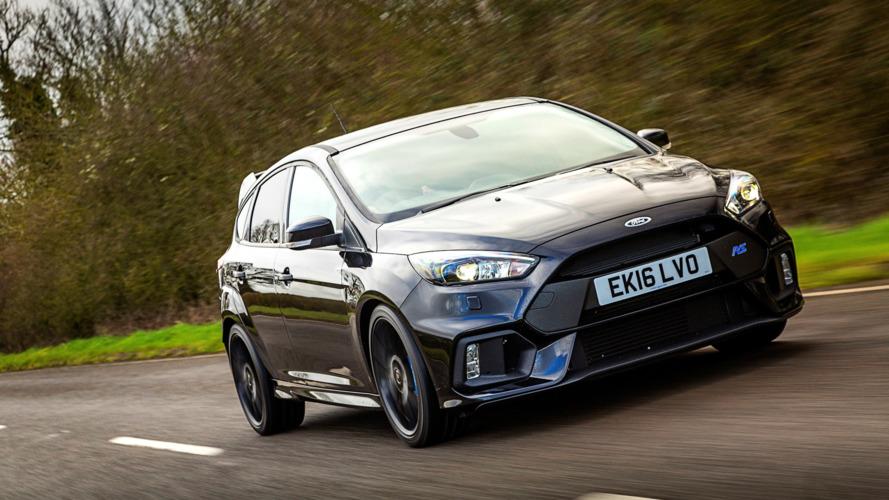 Gagnez une Ford Focus RS grâce au jeu Forza Motorsport !