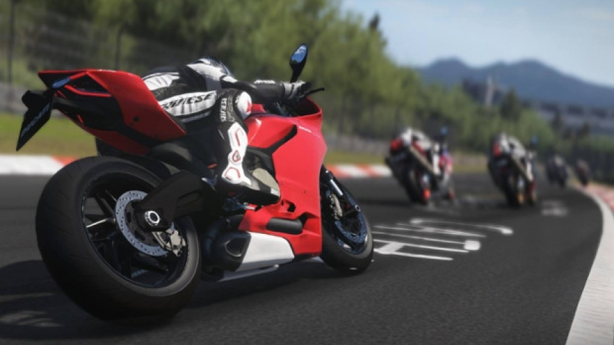 Ride 2: gameplay al Nurburgring con la Ducati Panigale
