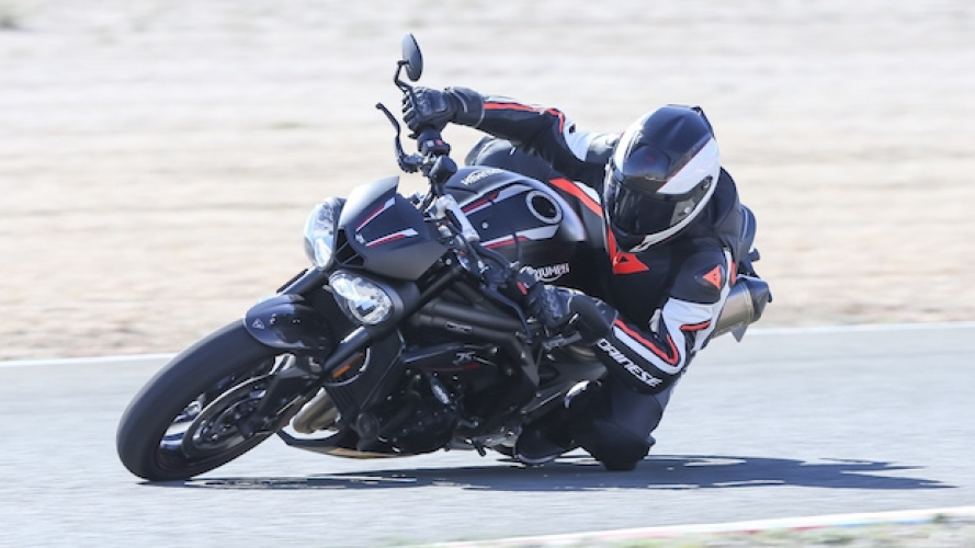 Triumph Speed Triple RS 2018 - TEST