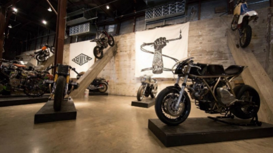 Le moto più belle dell'Handbuilt Show 2018