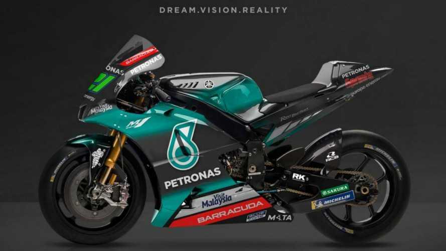 MotoGP: Petronas SRT svela le nuove Yamaha M1