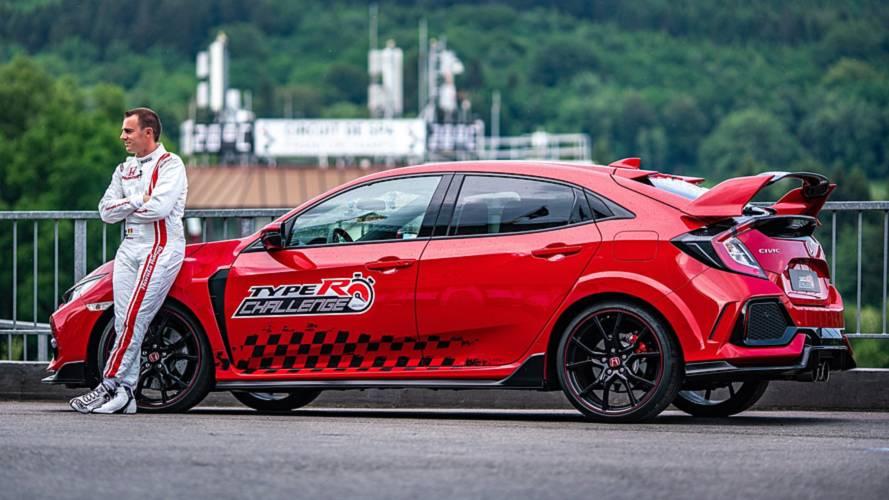 Honda Civic Type R Spa-Francorchamps