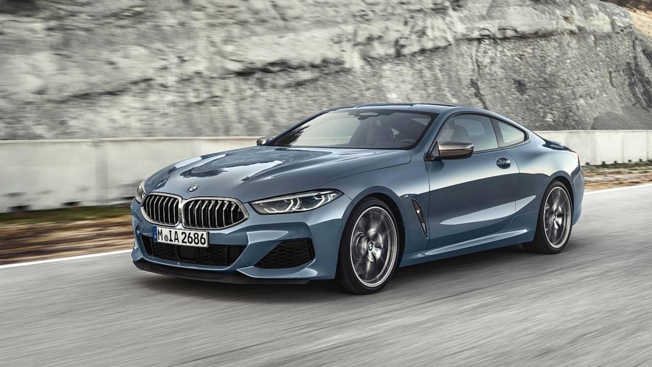 BMW Série 8 (2019)