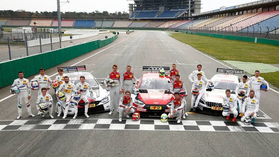 Motorsport Network será parceira de mídia do DTM em 2018