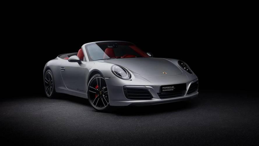 Porsche Exclusive 911 S Cabrio
