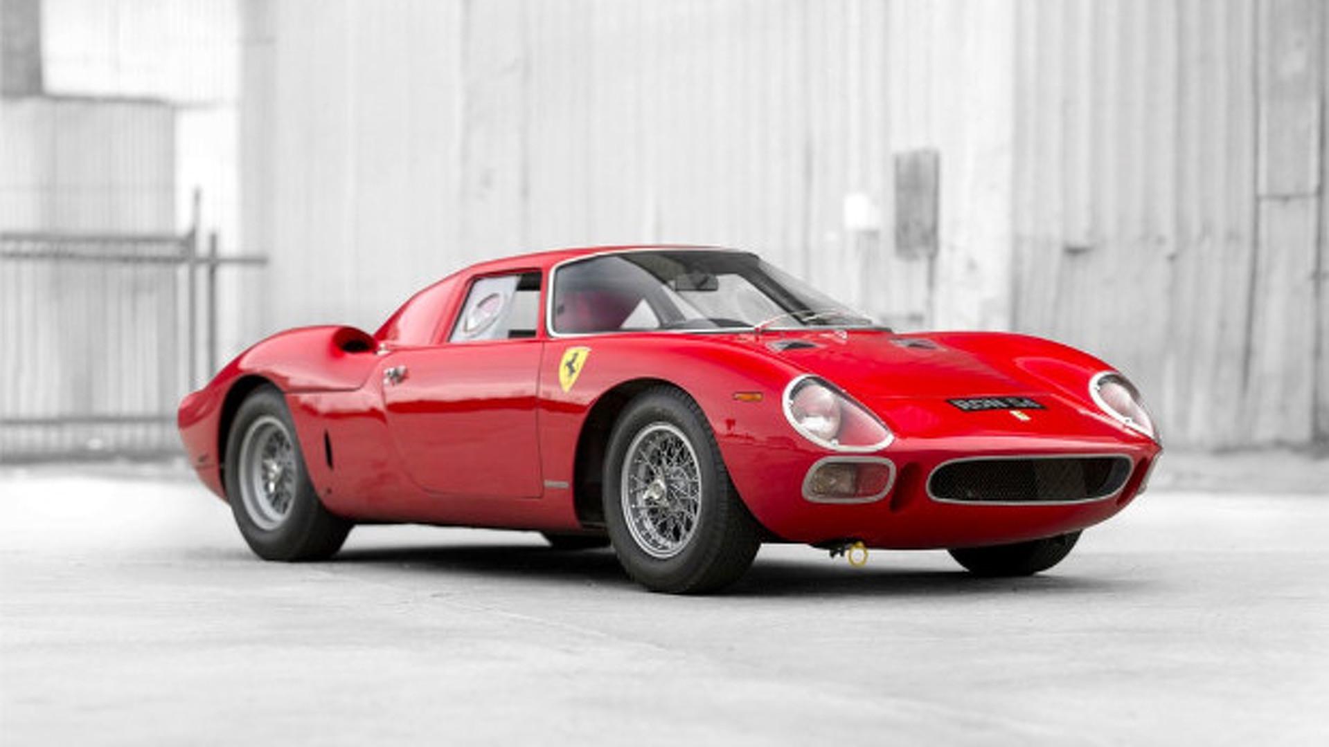 The Most Expensive Ferraris Ever Sold Motor1 Com Photos