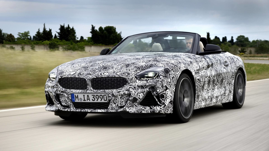 BMW Will Unveil Mystery Production Car At Pebble Beach