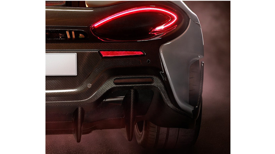 McLaren tease une version radicale de la 570S