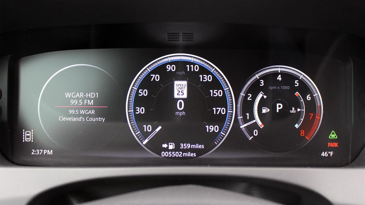 6. Digital-age gauges