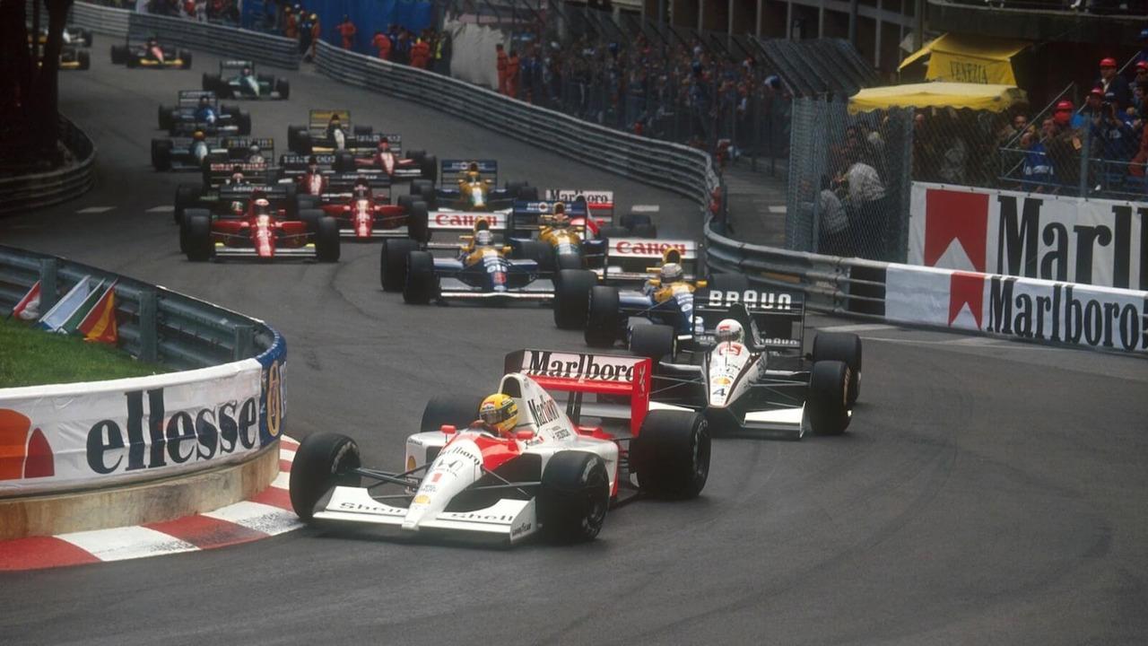 12 mai 1991 - McLaren MP4/6