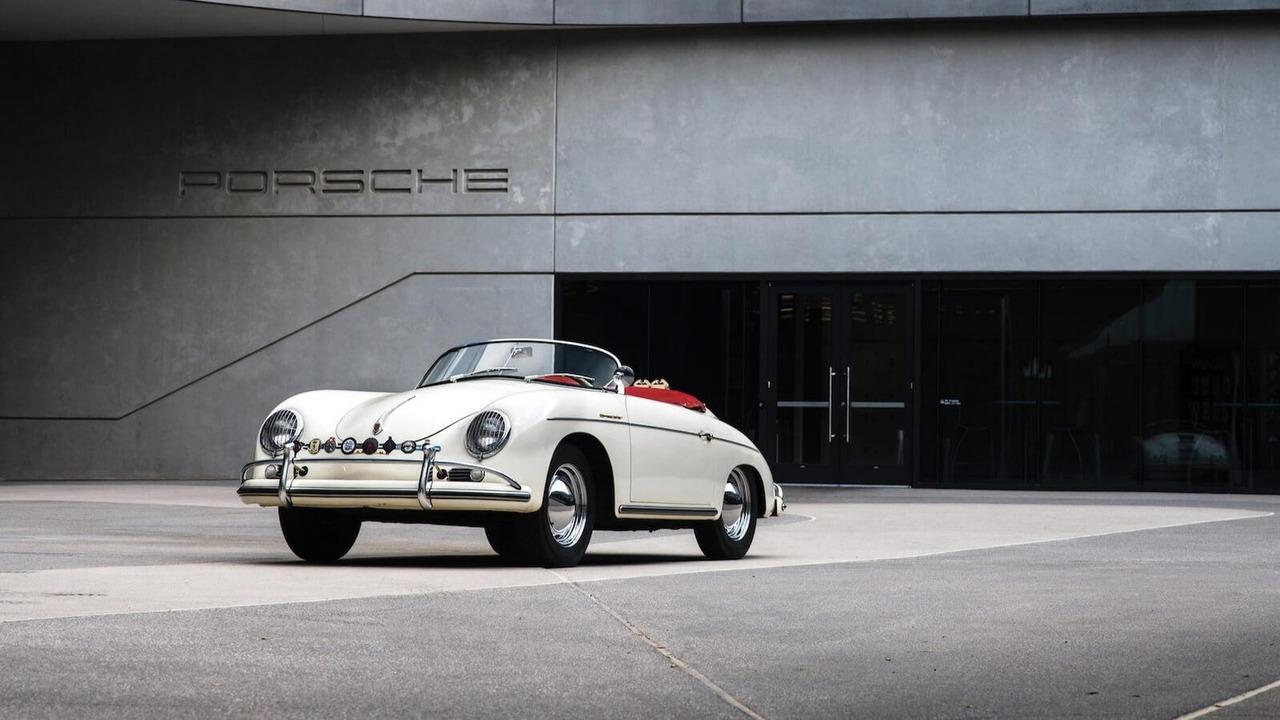 Porsche 356 A 1600 S Speedster