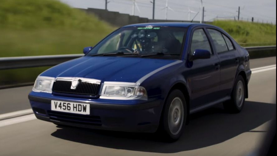 432,000-Mile Skoda Octavia Diesel Does 807 Miles On A Single Tank