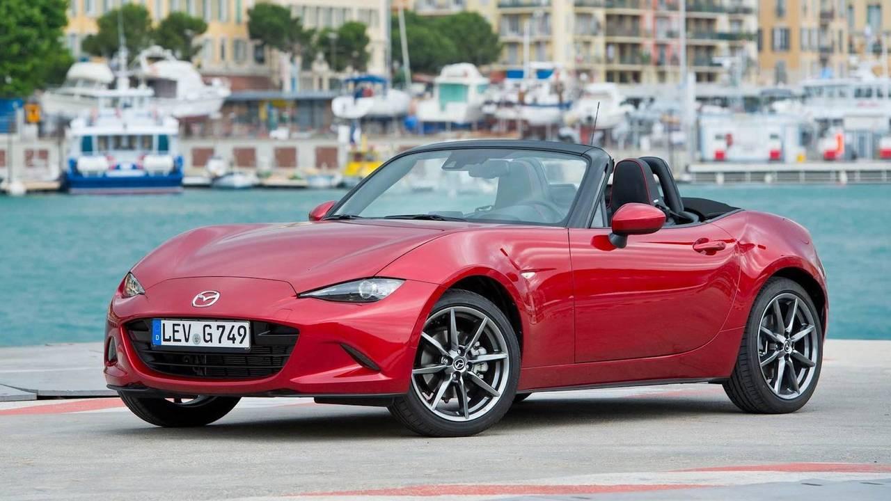 10. Mazda MX-5 2018 - 25.000 euros