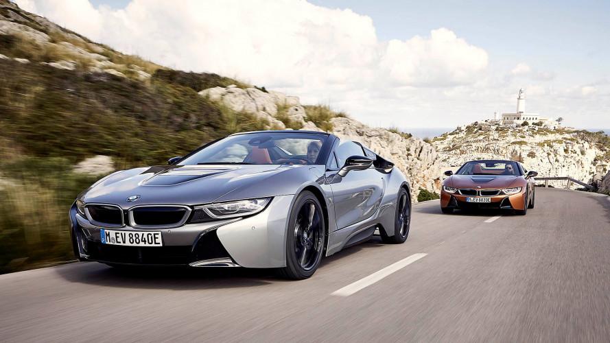BMW i8 Roadster começa a ser vendido por R$ 699.950