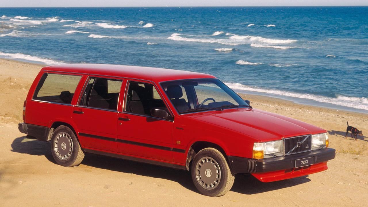 Volvo 240/740: VW