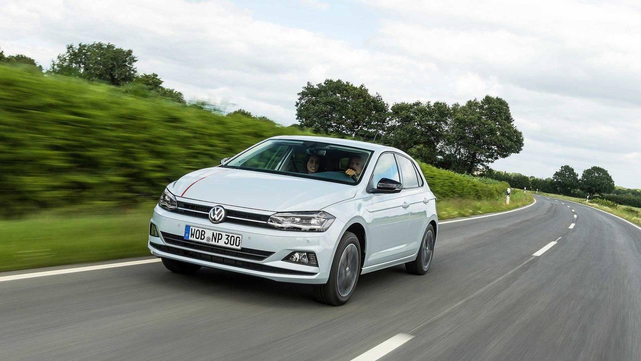 2. Volkswagen Polo 2018 - 3.043 unidades