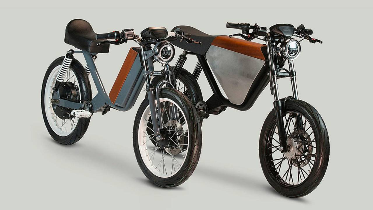 Onyx RCR Is Both E-Bike And Electric Motorcycle