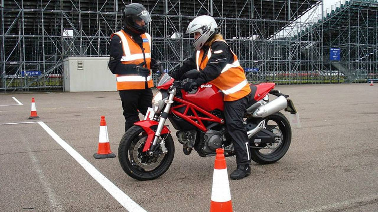 3 Tips for Getting Started on a Motorcycle