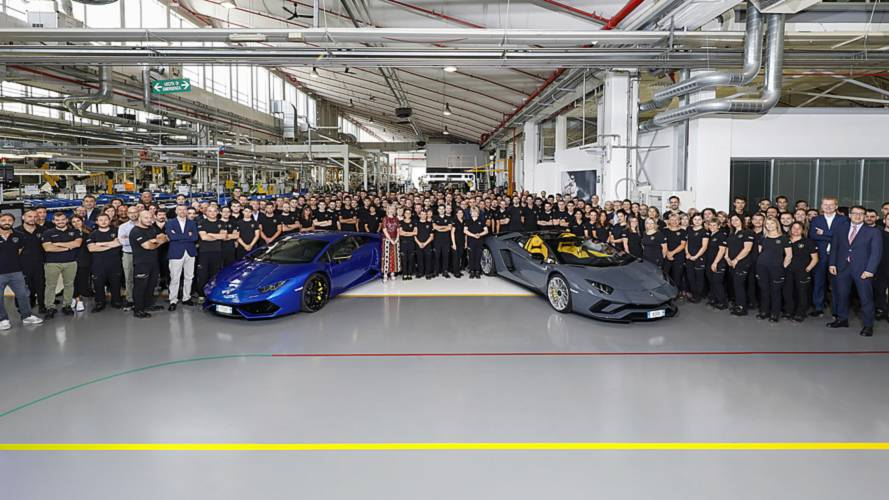 Get a tour of Lamborghini's factory without traveling to Italy