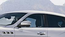 Rendering von Maseratis neues SUV