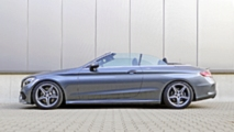 H&R Mercedes C-Klasse Cabriolet