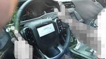 Range Rover Evoque kabin görselleri