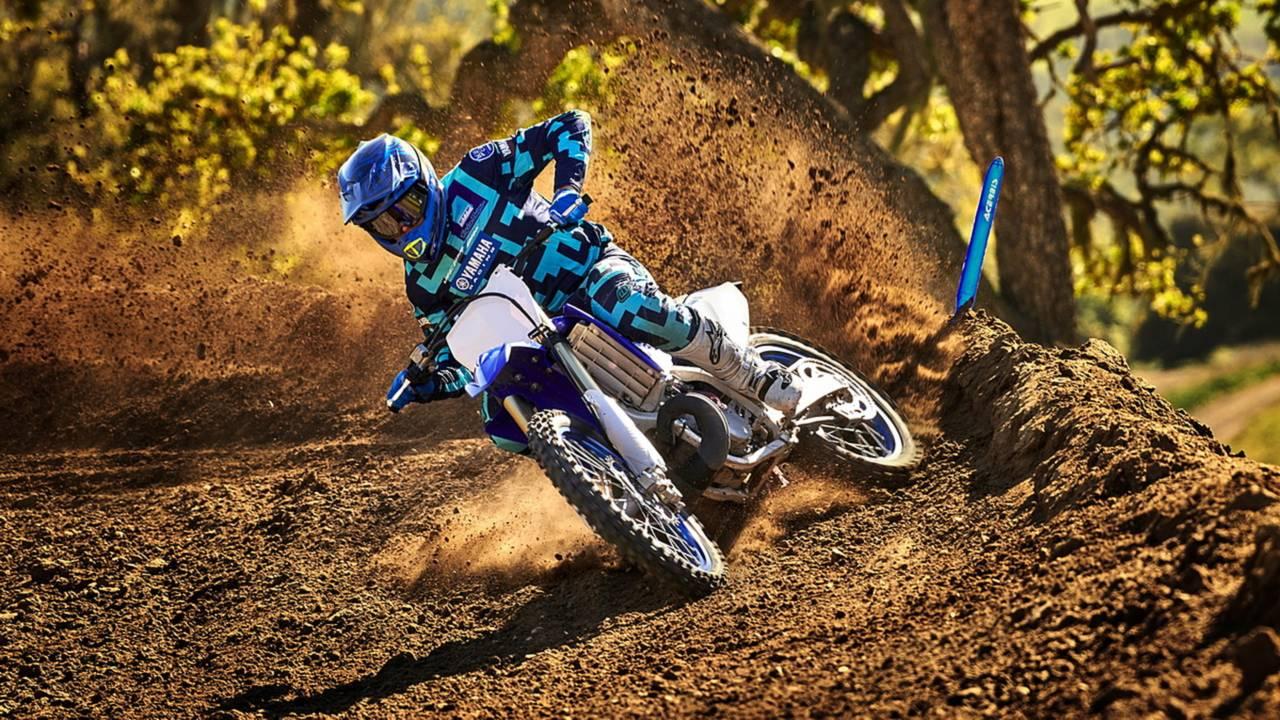 Yamaha YZ250F 2019