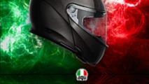 agv unveils first ever full carbon fiber modular helmet