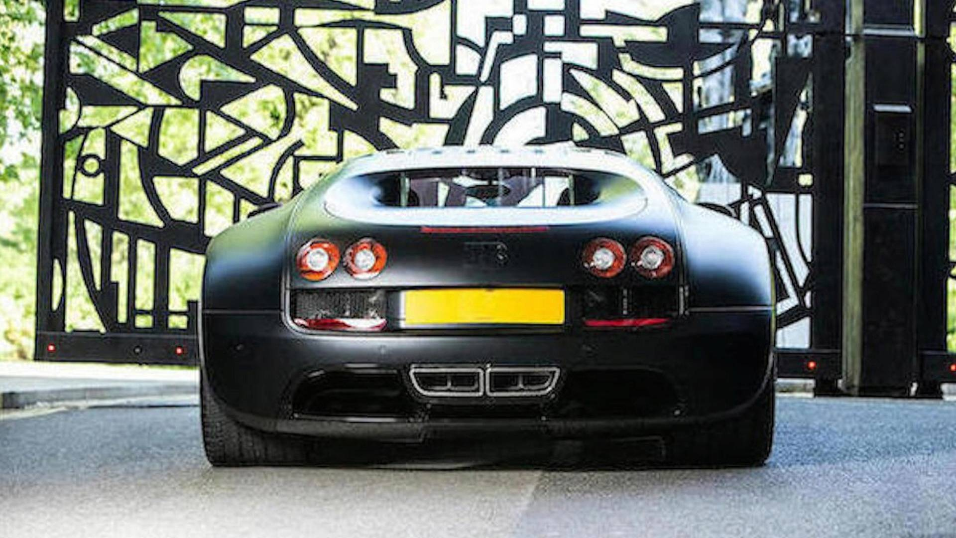 Last Bugatti Veyron Super Sport Ever Built Is Heading To Auction W16 Engine Diagram