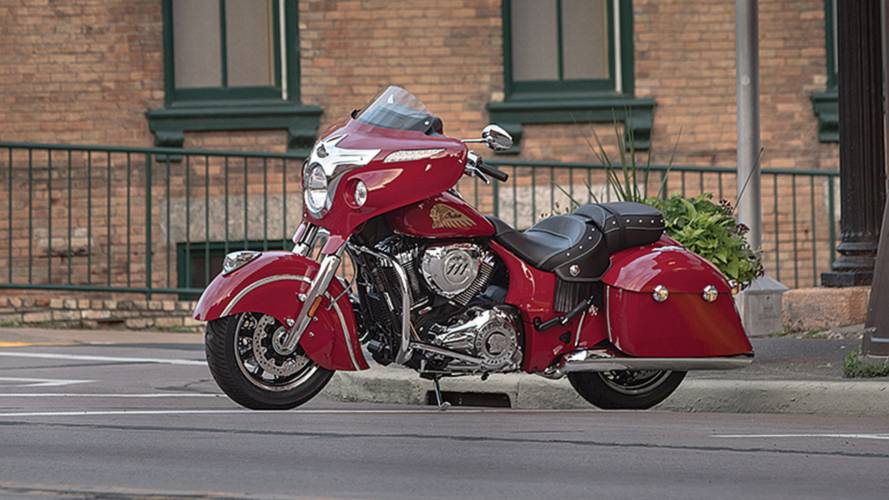 Indian Motorcycle Sets Lineup for Sturgis