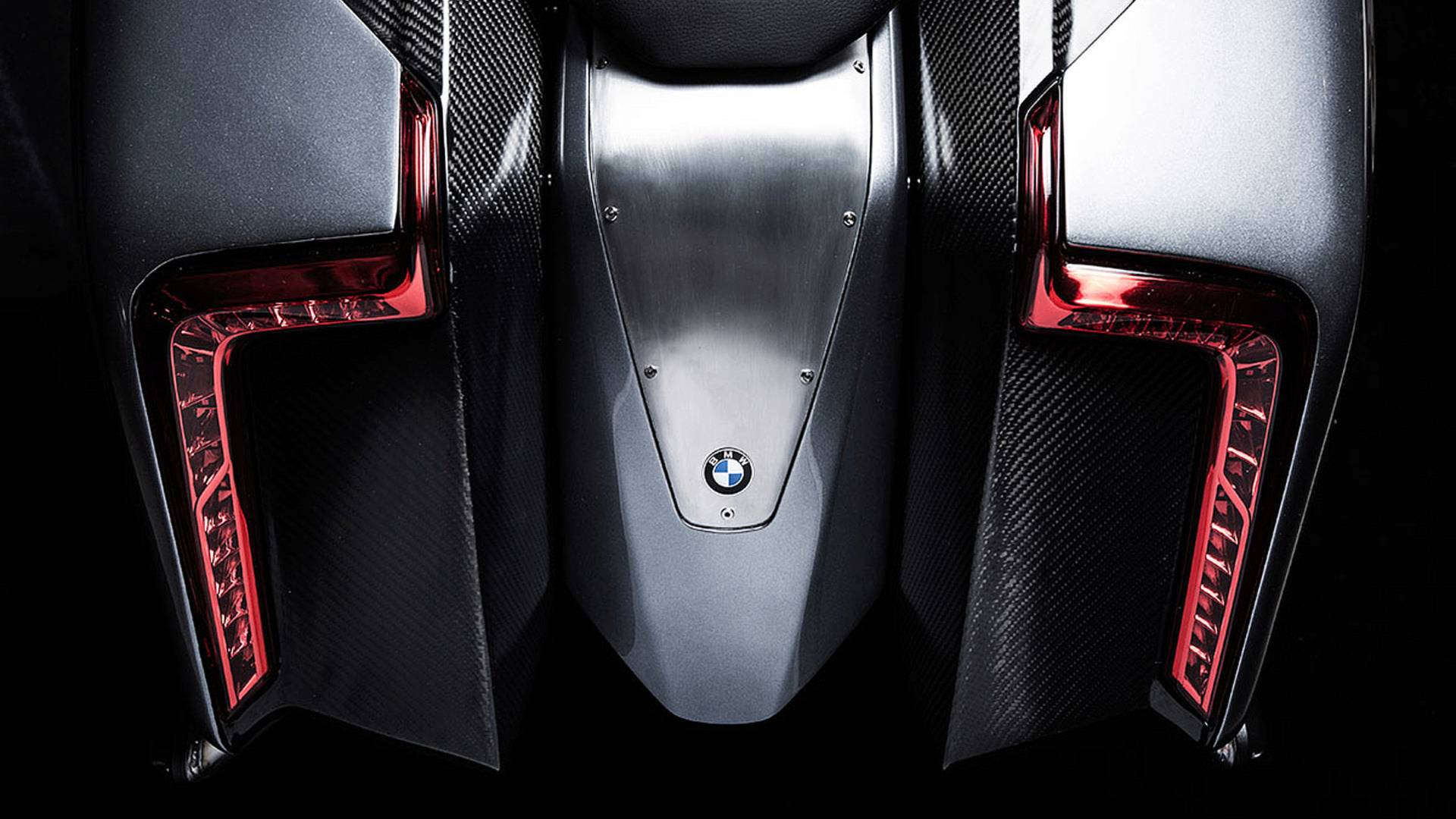 Open Road Bmw >> The Spirit Of The Open Road Bmw Motorrad Concept 101