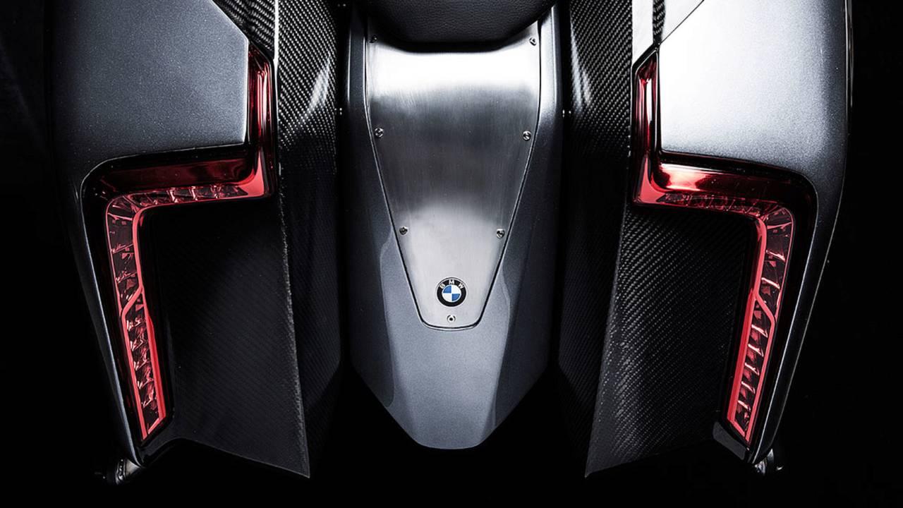 The Spirit of the Open Road - BMW Motorrad Concept 101