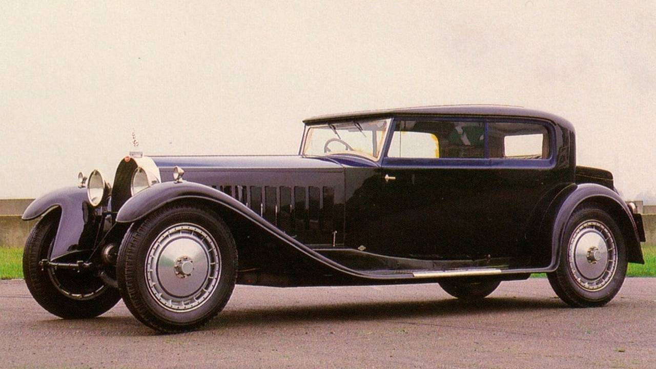 1931 Bugatti Type 41 Royale Kellner Coupe