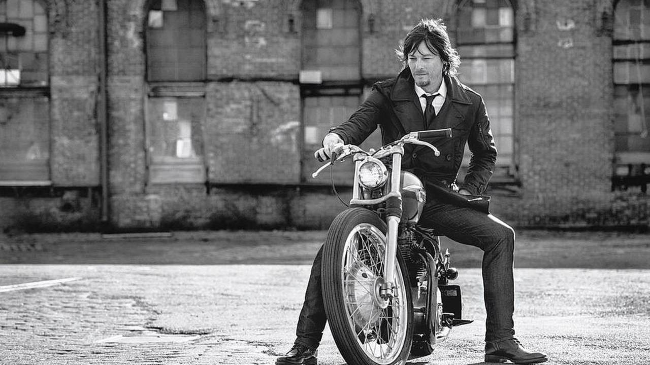 AMC Gives Green Light To Ride With Norman Reedus