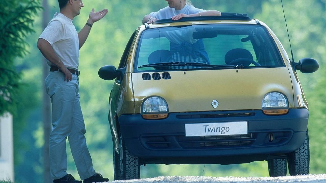 1994 - Renault Twingo y Citroën Xantia