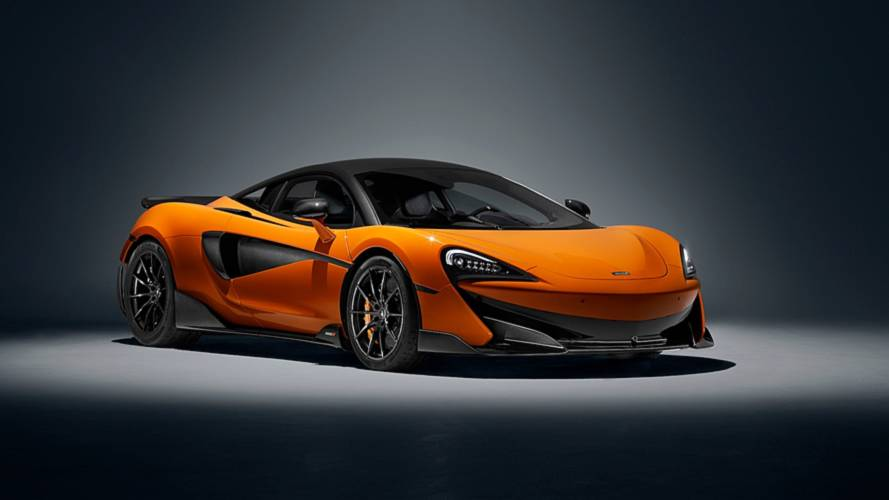 Goodwood-Bound McLaren Orange 600LT Is Your Daily Dose Of Vitamin C