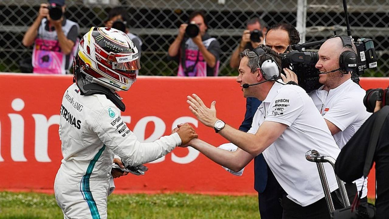 GP de Gran Bretaña, clasificación