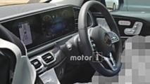 2019 Mercedes-Benz GLE Spy Photos
