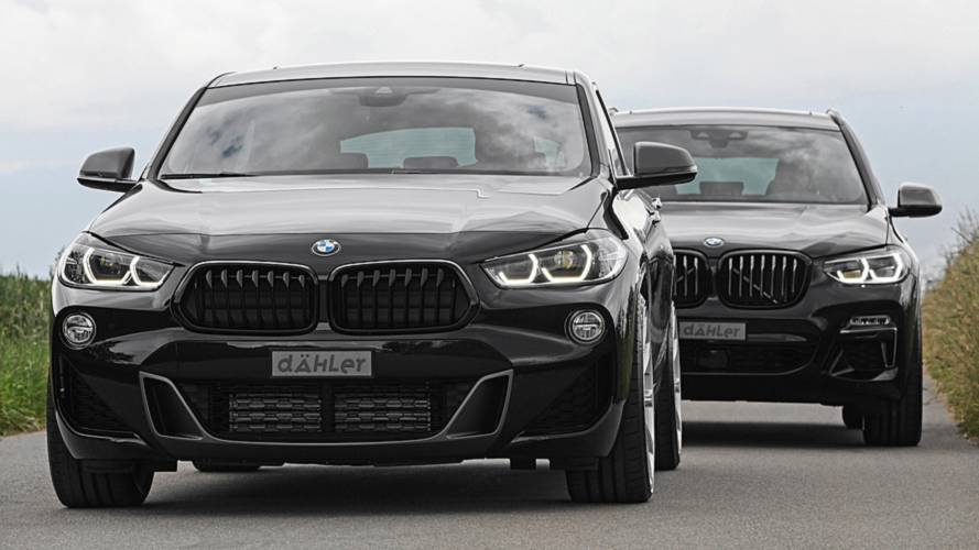 Dahler BMW X2