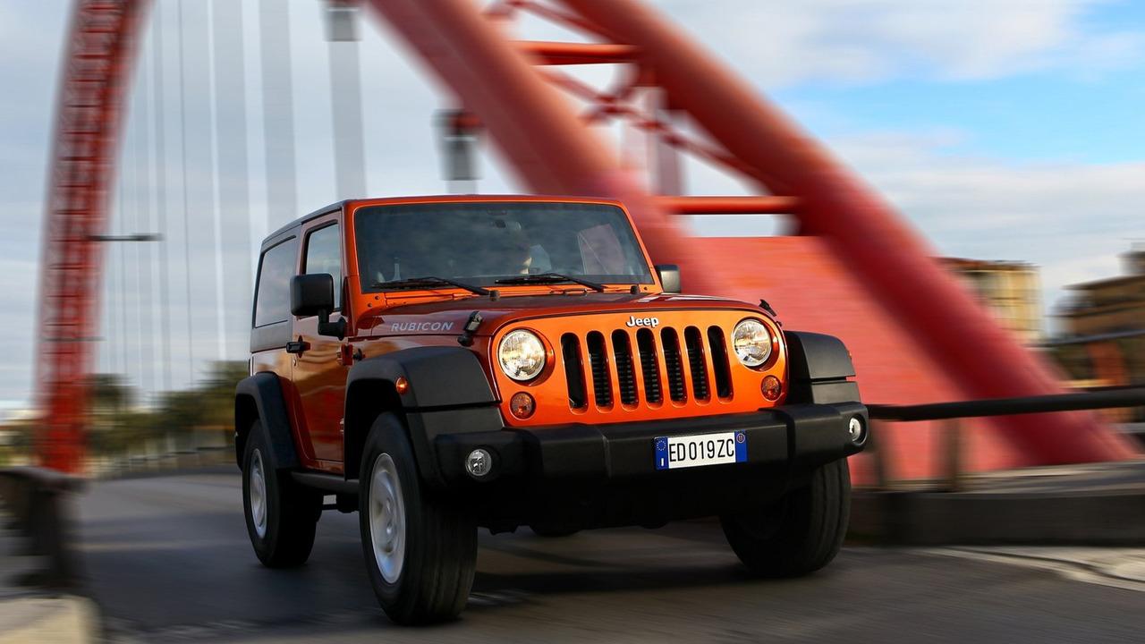14. Jeep Wrangler (1987-presente): 2,8 millones de unidades